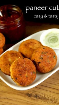 paneer cutlet recipe, paneer tikki recipe, paneer starter recipe with step by step photo/video. easy & tasty cutlet recipe with moist paneer, boiled veggies Paneer Recipes, Veg Recipes, Spicy Recipes, Vegetarian Recipes, Cooking Recipes, Paneer Snacks, Vegetarian Starters, Starter Recipes, Sausage Recipes