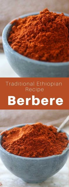 Berbere, also called Ethiopian curry, is a mixture of hot spices that is an integral part of Ethiopian cuisine. #ethiopia #ethiopianfood #ethiopianrecipe #ethiopiancuisine #worldcuisine #196flavors Indian Food Recipes, Vegetarian Recipes, African Recipes, Healthy Recipes, Ethiopian Cuisine, Other Recipes, Free Recipes, Fusion Food, International Recipes