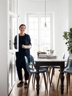 Hemma hos H&M Homes designchef • Husligheter