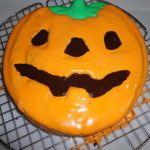 La mia zucca di Halloween TM31 - http://www.food4geek.it/le-ricette/dolci/la-mia-zucca-di-halloween/