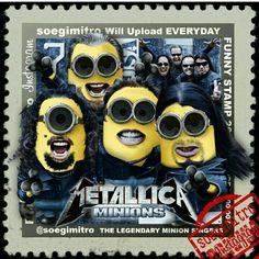 Metallica Minions