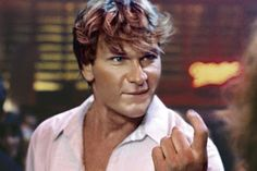 Johnny Castle -- played by Patrick Swayze in 'Dirty Dancing' Dirty Dancing, Dancing Baby, Love Movie, I Movie, Movie Stars, Dvd Blu Ray, Papi, Karen, Dance Photos