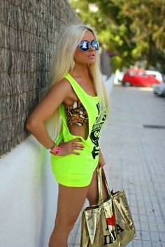 Neon Outfit