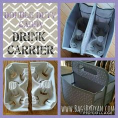 Thirty-One Double Duty Caddy for Car Drink Carrier