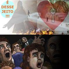"""É DESSE JEITO !: Especial: """"Juízo ou SALVAÇÃO?"""" (Preceito por Prece..."""