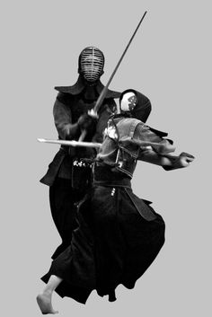"thekimonogallery:  KENDO Martial Art as life philosophy ""Kendo teaches you that you will be a student all your life. It is good for me as creative because design is a task that never ends, you can always do something new and learn more. ""  Kendo 剣道, meaning ""Way of The Sword, is a Japanese martial art of sword-fighting based on traditional swordsmanship (kenjutsu) which originated with the samurai class of feudal Japan."