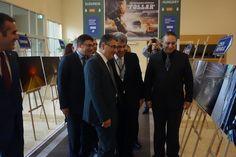 UND 38. Genel Kurulu  toplantısı sırasında sergilediğimiz                                  TIR ŞOFÖRÜNÜN GÖZÜNDEN YOLLAR fotoğraf sergimiz