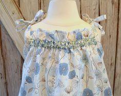 Pretty Bird Pocket Easter Dress Pattern PDF. door RubyJeansCloset