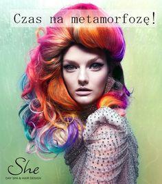 Czas przepędzić zimę! Zdejmujemy czapki, kaptury i poddajemy zmęczone fryzury iście wiosennej metamorfozie!  #włosy #fryzury #hairstyle