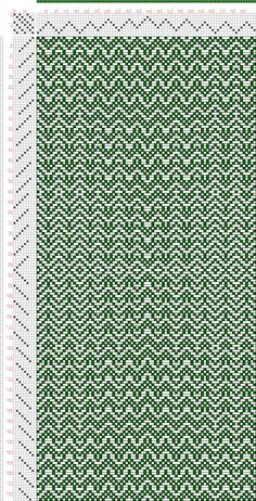 Hand Weaving Draft: cw161424, Crackle Design Project, 8S, 8T - Handweaving.net Hand Weaving and Draft Archive