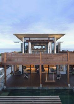 Original Modern Home Design: Psicomagia Residence in Uruguay