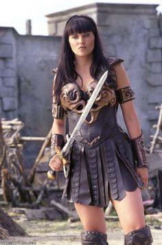 Xena: Warrior Princess xena