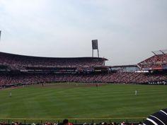 Twitter / ryota_smackdown: 客多いし暑いし絶好の野球日和やね☆ #carp http:/ ...