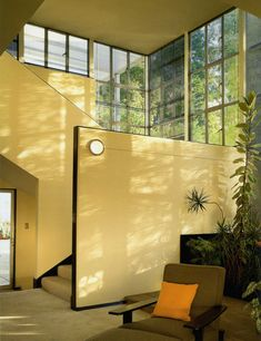 The Lovell House, Los Angeles - Richard Neutra