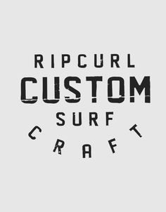 Various artworks and lockups for Rip Curl Surfing Co. Retro Surf, Surf Brands, Mascot Design, Typography, Lettering, Rip Curl, Curls, Surfing, Behance