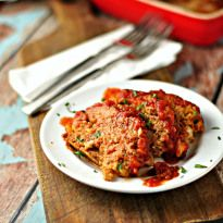Tasty Easy Meatloaf.  So easy.  Anyone can make it! complete instructions  - Loaves and Dishes