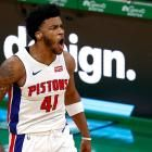 Mason Plumlee, John Collins, Fast Signs, The Pacer, Free Throw, Who Will Win, Indiana Pacers, Atlanta Hawks, Detroit Pistons