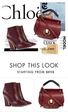"""Fashionable"" by kellyplus ❤ liked on Polyvore featuring Chloé and chloe"