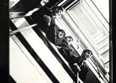 Angus McBean the beatles, 1963 and gelatin silver prints, printed 1963 and signed and dated. on May 2009 Beatles Album Covers, Beatles Albums, Beatles Art, The Beatles, Great Bands, Cool Bands, The Red Album, Beatles Please Please Me, George Martin
