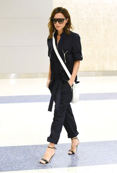 Victoria Beckham: The Hands-Free Cross-Body - Moms and non-moms alike will appreciate the sleek cross-body style for its hands-free versatility.