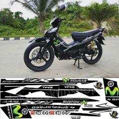 57 Gambar Yamaha F1zr Terbaik Motor Terong Dan Kuning