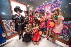 【ヴィーナスアカデミー】HAPPY HALLOWEEN!!SHIBUYA109で、仮装したヴィーナス生がハロウィンパレード♡