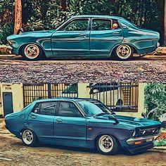 Datsun 210, Nissan Sunny, Car Engine, Jdm Cars, 4 Life, Dream Cars, Face, Projects, Anos 60