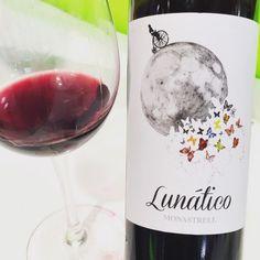 Lunático 2013 (Monastrell Jumilla) #vino #tinto #monastrell #jumilla #videocata #uvinum #fenavin #fenavin2017 @casadelaermita  #flymetothemoon #lunático