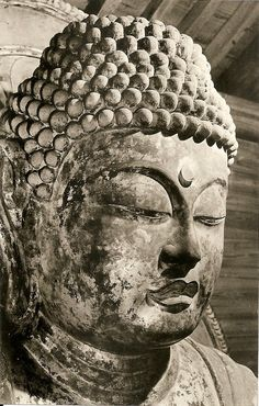 Buddha in Japan. Indian Art Paintings, Buddha Head, Guanyin, Japan, Statue, Memes, Collection, Relax, Peace