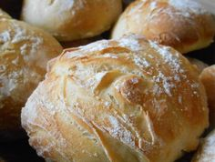 Recette - Pains individuels 'tradition'   750g