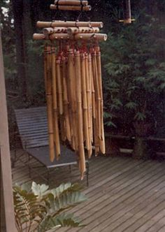 photo gallery of wind chimes | ... bamboo chimes mobiles kinetic sculpture photos slide show photos