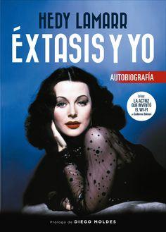 Éxtasis y yo - Lamarr, Hedy Gene Tierney, Ingrid Bergman, Hedy Lamarr, Movies, Movie Posters, Madrid, Products, Good Books, Science