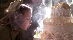 The Little Princess Movie Cake. If I had the guts to make this cake I would :) A Little Princess 1995, Movie Cakes, Princess Movies, Anne Of Green, 90s Kids, Jane Austen, Happy Day, Wedding Inspiration, Entertaining