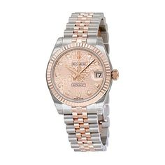 Rolex Lady Datejust Automatic Pink Jubilee Diamond Dial Steel and 18kt Everose Gold Ladies Watch 178271PJDJ https://www.carrywatches.com/product/rolex-lady-datejust-automatic-pink-jubilee-diamond-dial-steel-and-18kt-everose-gold-ladies-watch-178271pjdj/ Rolex Lady Datejust Automatic Pink Jubilee Diamond Dial Steel and 18kt Everose Gold Ladies Watch 178271PJDJ  #rolexladieswatches