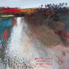 kurt jackson love his annotations about the weather etc ~ have pinned several of his paintings on my 'art' board because I read them as landscapes.