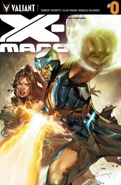 X-O Manowar #0 - To the Hilt (Issue)