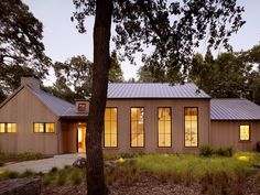 Charlie Barnett Associates Architects: Residential Architecture in the San Francisco Bay Area - Woodside Residence