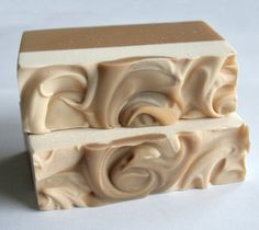 Caramel Vanilla Coffee Soap