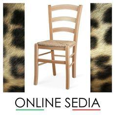 Sedia in legno colorata   sedie   Pinterest   Sedie