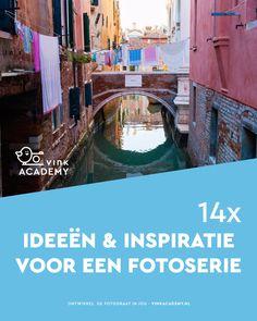 14 ideeën voor een fotoserie of fotoproject #fotografietips