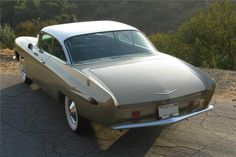 Raymond Loewy's custom 1959 one-off Cadillac Coupe de Ville presented here was his own personal car from 1959 to 1970. http://www.barrett-jackson.com/Archive/Event/Item/1959-CADILLAC-COUPE-DE-VILLE-RAYMOND-LOEWY-CUSTOM-81377