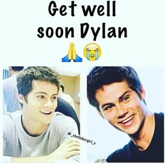 #PrayForDylan #GetWellSoonDylan
