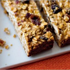 10 Easy Recipes for Homemade Energy Bars - Shape.com