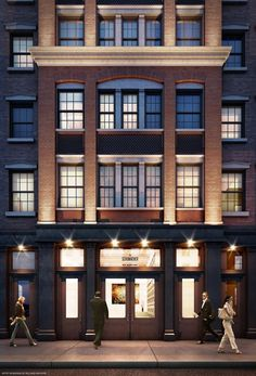 36 Bleecker Street - The Schumacher For VIP access to this and other new developments, email claudia@townrealestate.com