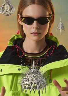 083e6e1b30 56 desirable Fendi Eyewear images in 2019