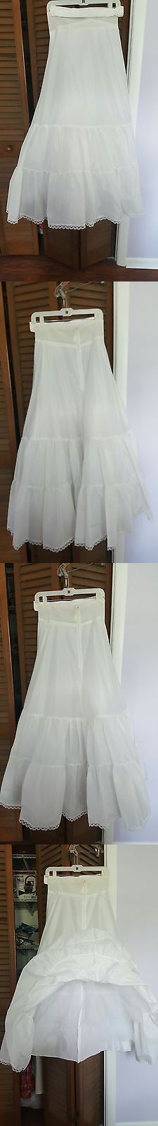 Slips Petticoats and Hoops 98745: David S Bridal Wedding Dress Slip Size 14 + Bonus -> BUY IT NOW ONLY: $37.2 on eBay!
