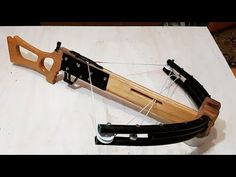 DIY PVC compound crossbow Part 2/3 - YouTube