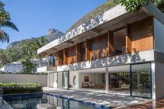 Casa no Itanhangá / Desenho Brasileiro
