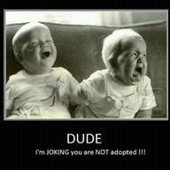This really hit my funny bone after spending the afternoon with my twin nephews.