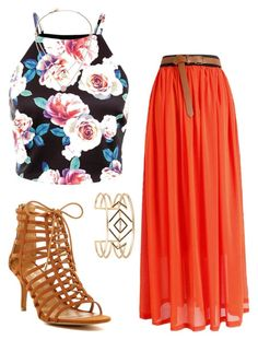 """""""Untitled #220"""" by christyaphan ❤ liked on Polyvore featuring Report, Stella & Dot and Michael Kors"""